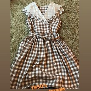 Dresses & Skirts - 1950's vintage dress